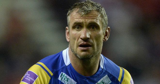 Leeds to celebrate Jamie Peacock milestone