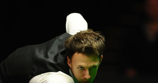 Judd Trump: Has dropped just three frames in reaching the semi-finals
