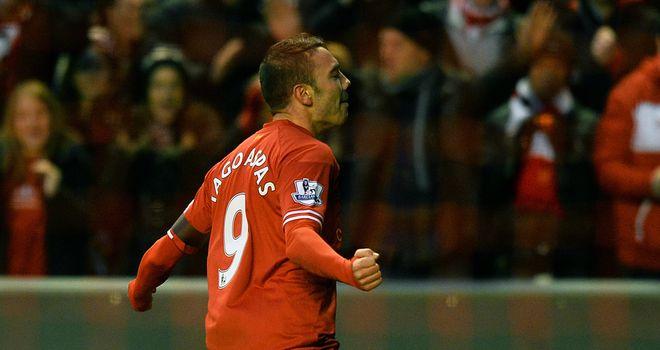 Iago Aspas: Among the goalscorers for Liverpool