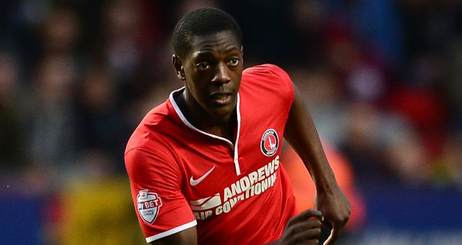 Marvin Sordell: Scored all three goals for the Addicks