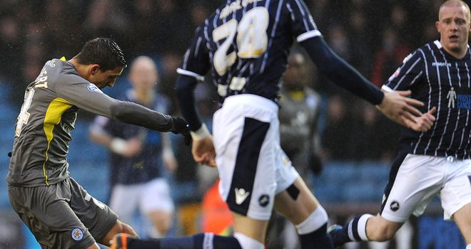 Anthony Knockaert: Opened the scoring for the Foxes