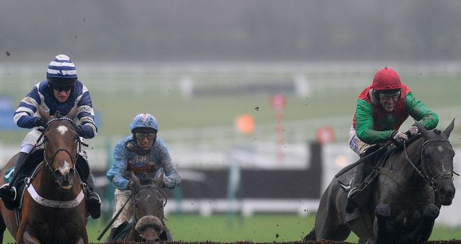 Oscar Whisky gets the better of Taquin du Seuil this time