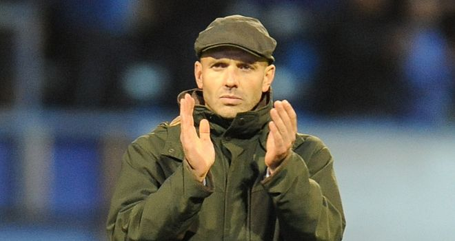 Paul Tisdale: 'Heartwarming win'