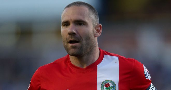 David Dunn: Scored the opening goal for Blackburn