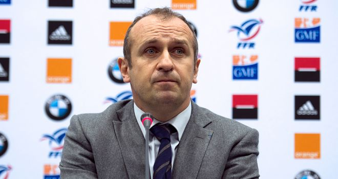 Philippe Saint-Andre: Wants French effectiveness