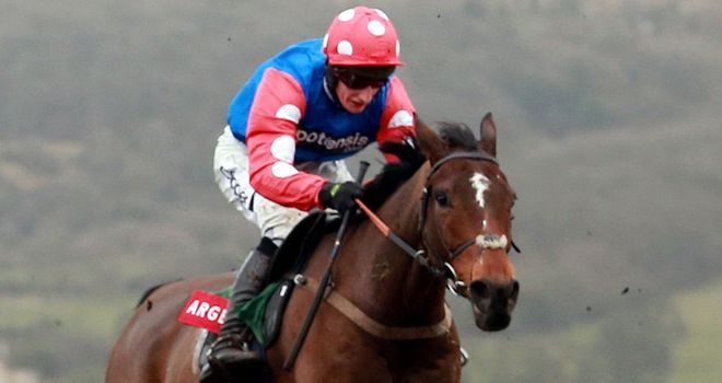Rocky Creek: Now aimed at the Grand National