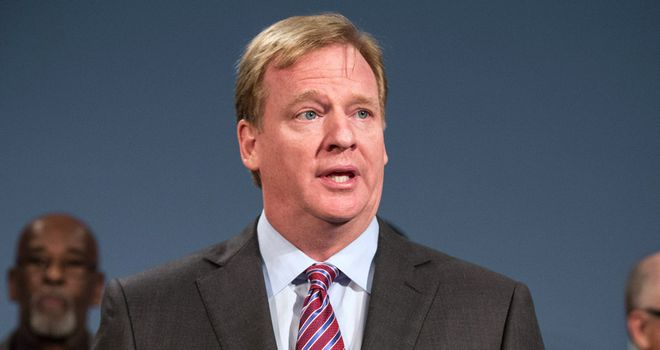 Roger Goodell: London team now further down the road