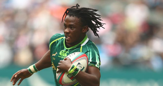 Seabelo Senatla: Springbok try-scoring machine
