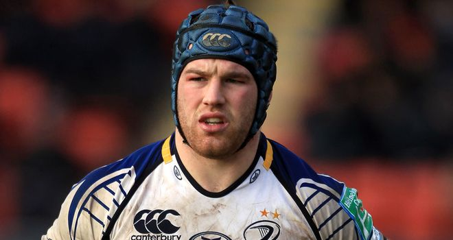 Sean O'Brien: Signed new IRFU deal to stay at Leinster
