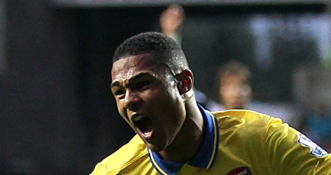 Serge Gnabry: Hoping to impress in cup tie