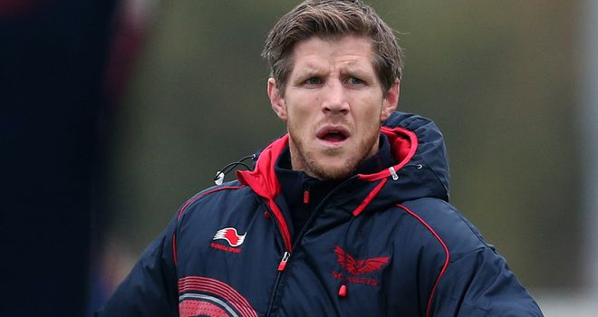 Simon Easterby: Joining Ireland back-room staff