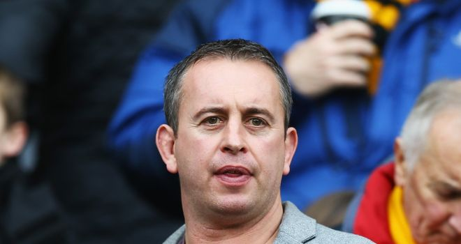 Steve McNamara: Believes England will benefit from his move to his Sydney Rosters move