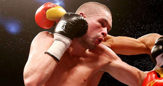 Tony Bellew: Will make cruiserweight debut against Valery Brudov on March 15