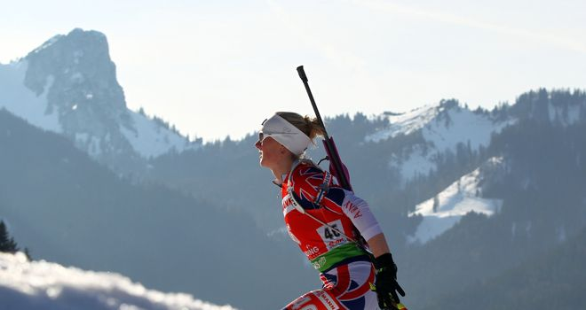 Amanda Lightfoot: Has been selected by Team GB