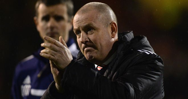 Mark Warburton: Applauds his Brentford players