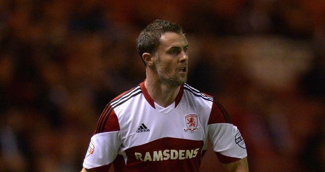 Frazer Richardson: Middlesbrough defender joining Ipswich