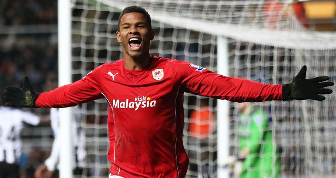 Frazier Campbell: Set for talks with Leicester City