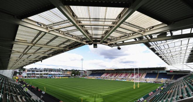 Northampton Saints given approval to expand Franklin's Gardens