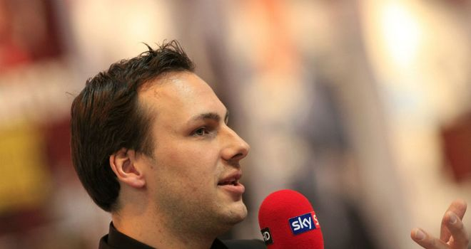 Gary Paffett: Has been driving 2014 McLaren for several months on their simulator