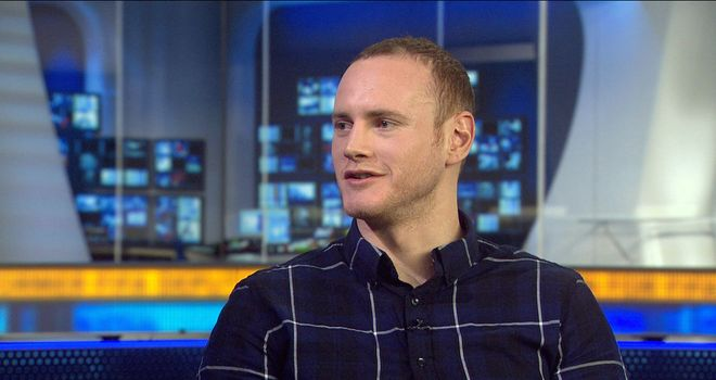 George Groves: is ready and willing to fight Carl Froch again
