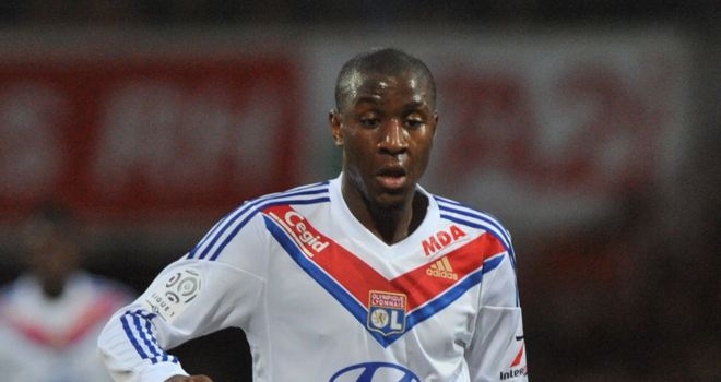 Gueida Fofana: Scored twice as Lyon beat Plzen 4-1 at home