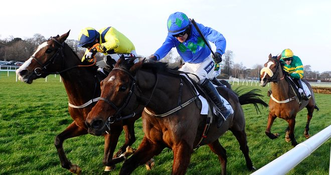 Hurricane Fly rallies to overhaul Our Conor and win a fourth Irish Champion Hurdle