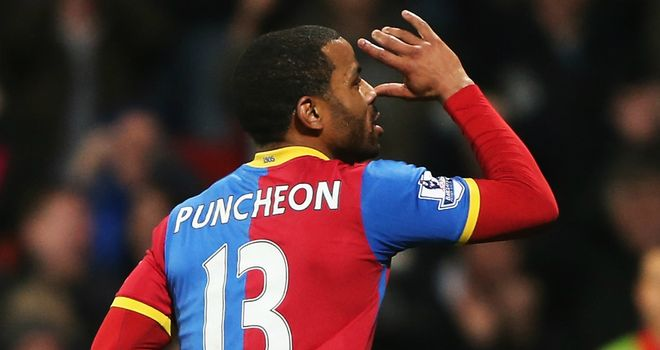 Jason Puncheon: Scored the lone goal as Crystal Palace beat Hull City