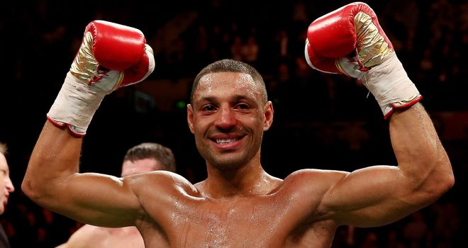 Happy New Year: Brook has to be crowned world champion in 2014, says Johnny