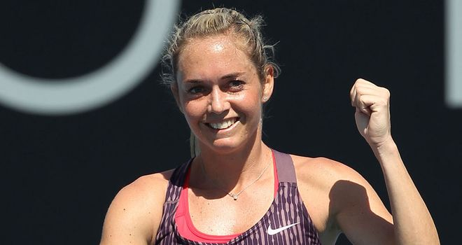 Klara Zakopalova: Through to second round of the Rio Open