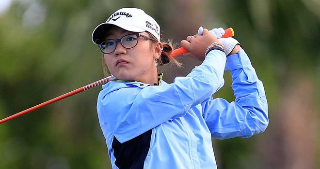 Lydia Ko: Joint-leader after first round of Bahamas Classic