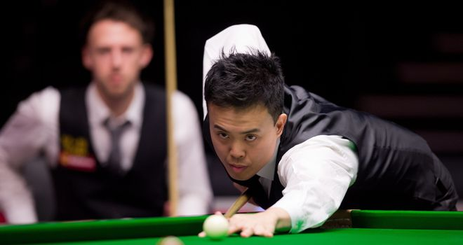 Marco Fu: Hong Kong cueman rolled in break of 138 in fifth frame