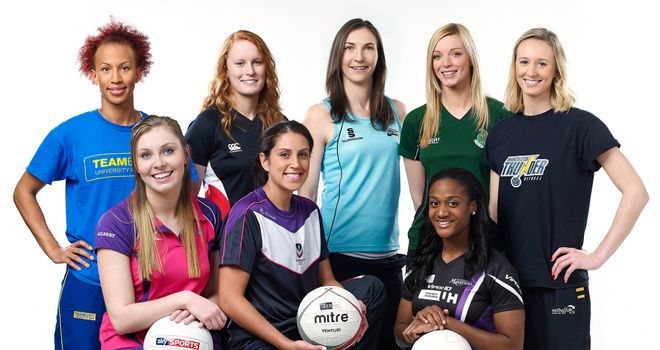 The ZEO Netball Superleague - Live on Sky Sports