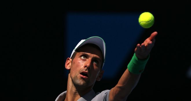 Novak Djokovic: Was a straight-sets winner on day three