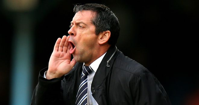 Phil Brown: Eyeing further additions
