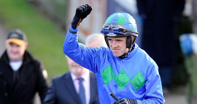 Rub Walsh: Backed Sam Twiston-Davies