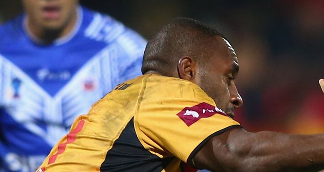 Enoch Maki: Denied the chance to move to Super League by red tape issues