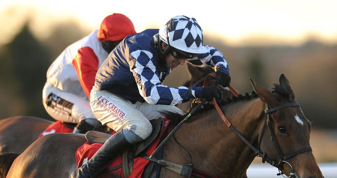 Shotgun Paddy: Chepstow aim