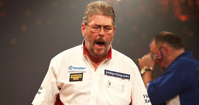 Martin Adams: Looking for a fourth BDO world title
