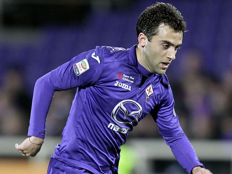 Giuseppe Rossi: Recalled to Italy's national squad ahead of the World Cup