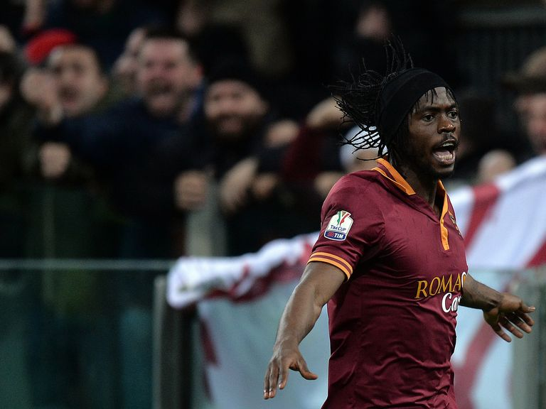Gervinho: Scored the only goal