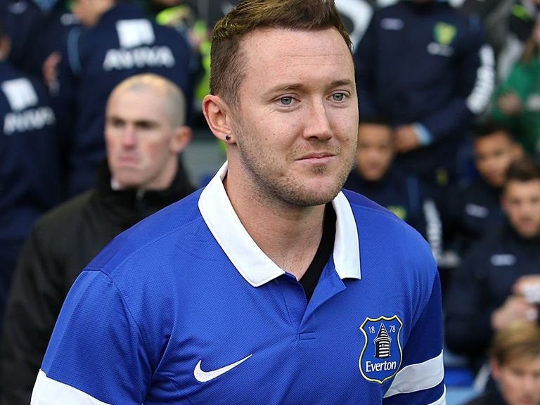 Aiden McGeady: Set for Everton debut