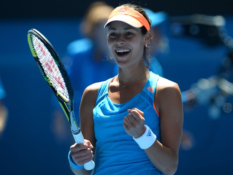 Ana Ivanovic: Knocked out Serena Williams