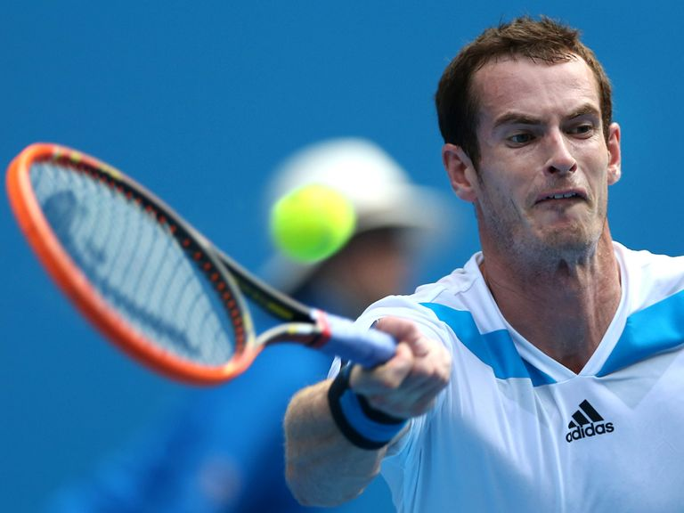 Andy Murray: Easy straight-sets victory