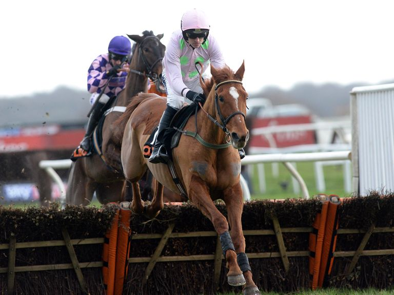 Annie Power: Too exuberant for three miles?