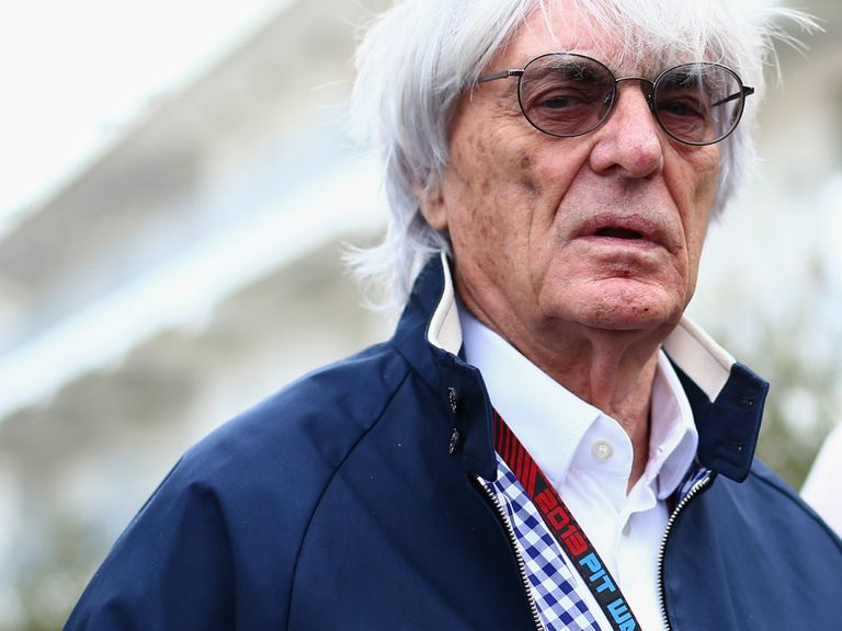 Bernie Ecclestone: Will continue to run F1 but under 'increased monitoring'