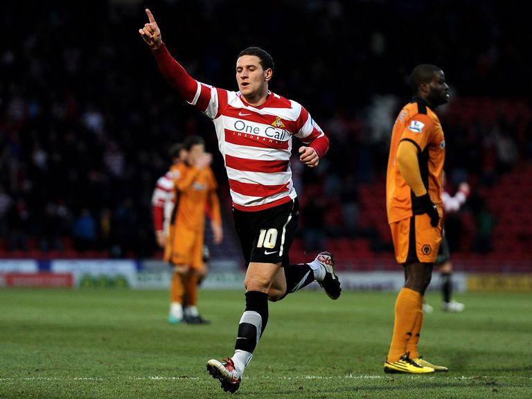 Doncaster can continue their climb away from danger