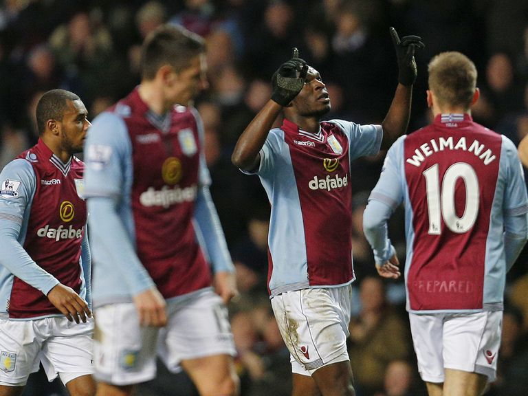 Christian Benteke's return to form can help Aston Villa spring a surprise