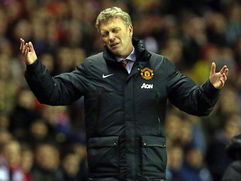 Moyes: Another blast for the referee