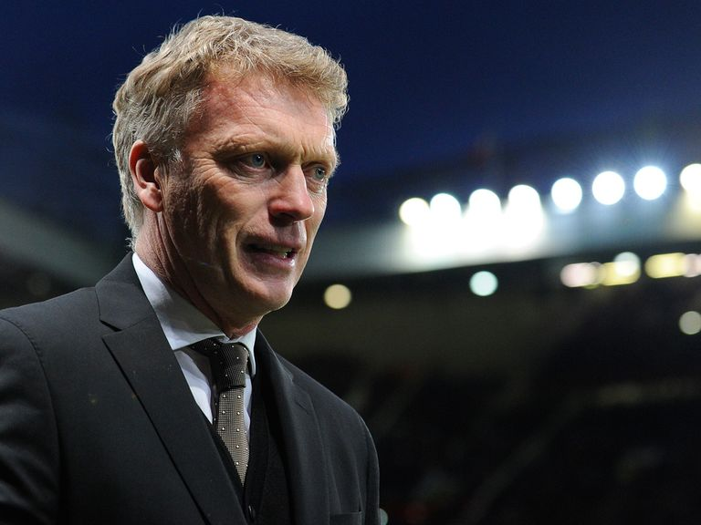 Moyes: Bidding to reach a cup final