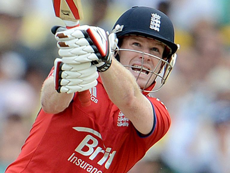 Eoin Morgan: New Middlesex limited-overs captain